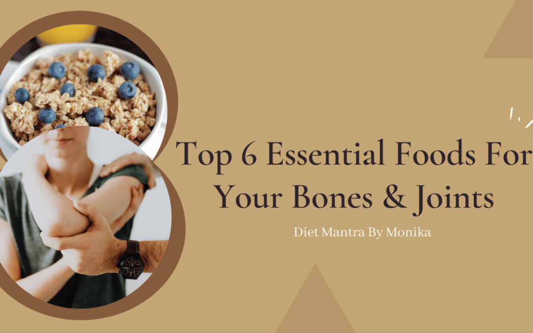 Essential food for bones and joints