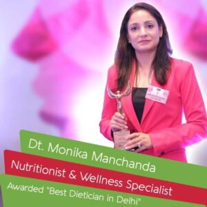 award winning dietician