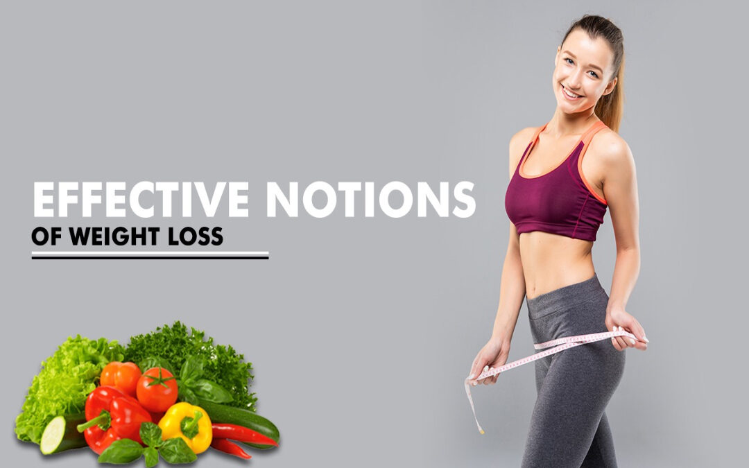 Effective notions for weight loss